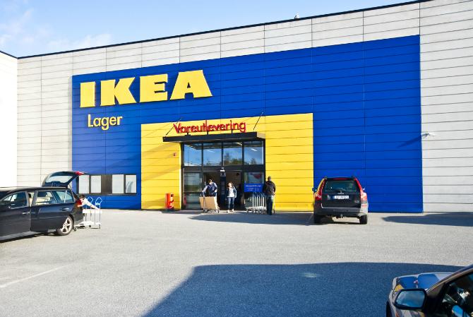 Ikea forus lager